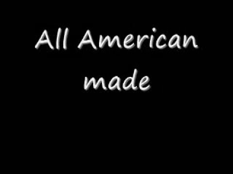 American Made   Fall Out Boy Lyric Video