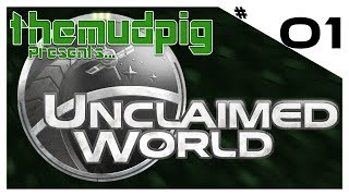 reclaiming worlds: LIVE with Unclaimed World Part 1