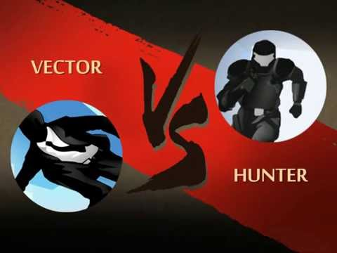 Shadow Fight 2: Vector vs Hunter