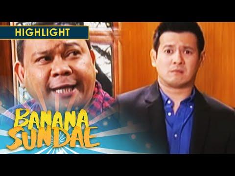Banana Sundae: President Dudirty