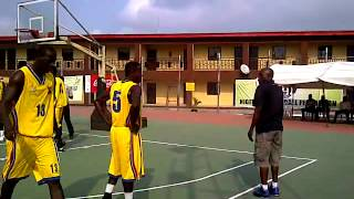 Team LAGOS vs KWARA (Nigerian Sports Festival, Lagos) Part 1