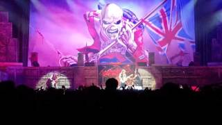 Baixar Iron Maiden - The Trooper (Sydney 2016 - The Book of Souls Tour)