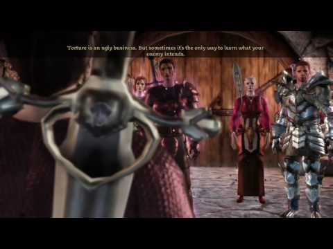 Dragon Age: Origins  Ser Cauthrien Alix Wilton Regan aka English FemInq stands down
