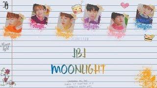 JBJ (Just Be Joyful) - Moonlight [Lyrics Han Rom Eng Color Coded] MP3