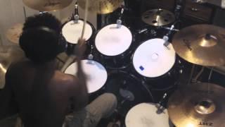 Finntroll - Jaktens Tid (Drum cover).