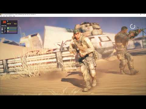 Xenia 1.0.2169-master | Spec Ops: The Line [XBOX360 EMULATION]