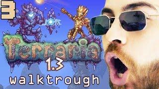 TERRARIA 1 3 WALKTΗROUGH E3