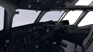 TFDI 717 TrueGlass OMDB (Dubai) Departure P3Dv4