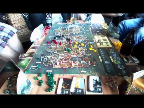 Let's Play Live: A Game of Thrones - The Board Game Second Edition