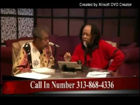 Dr. Mostafa Hefny interview Nubians are Black!!! (May 16, 2015 J.D Hill Show)