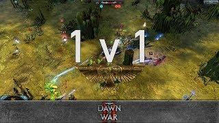 Dawn of War 2: Retribution - 1v1 | Mahror - Warlock [vs] Stoned_elf - Lord Commissar