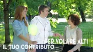 Campagna sensibilizzazione SACCHETTINI COLORATI Onlus, Associazione Onlus