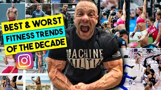Top 4 Best and Worst Fitness Trends of the Decade
