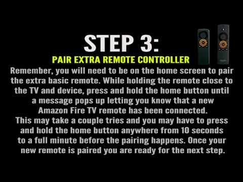 REGAIN CONTROL OF FIRE TV (AFTER INTERNET DISCONNECTED) WHEN APP WON'T WORK AND REMOTE IS LOST