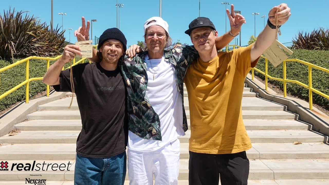 Real Street 2019: FULL BROADCAST | World of X Games