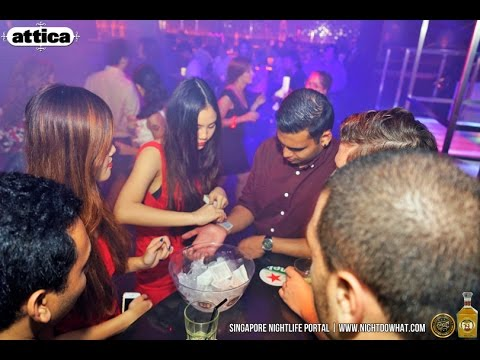 Flirt Thursdays with El Optimista at Attica Singapore