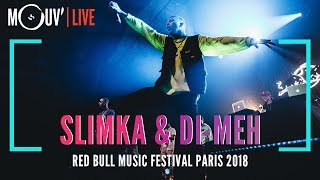 SLIMKA et DI-MEH : Live complet @ Red Bull Music Festival Paris 2018