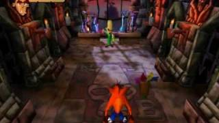 crash Bandicoot 1 - Nitrus Brio Boss