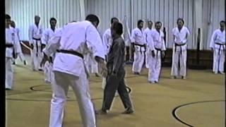Black Belt Exercises with Master Kise 1992