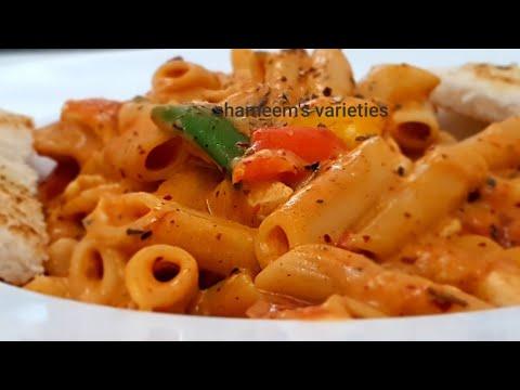 മലയാളിയുടെ-രുചിക്ക്-ഇണങ്ങിയ-spicy-പാസ്ത-|-salsa-rosa-pasta-|-authentic-itali-pasta-recipe-|-video-37