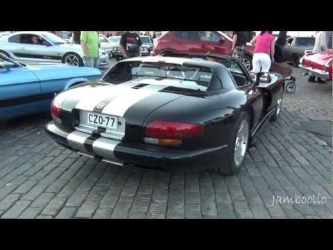 Muscle cars & more: HELSINKI CRUISING NIGHT 6/2011 Part 1