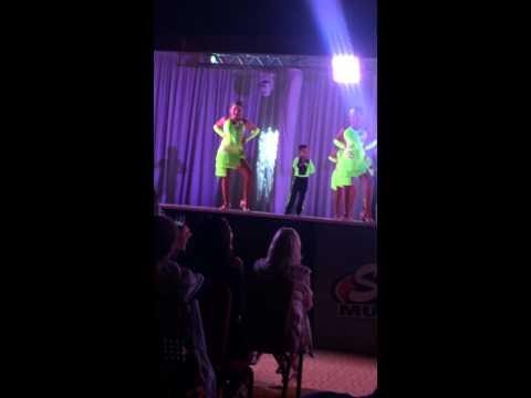 Mi Arabella performing Mini Yenyere  Semeneya BIG SALSA FESTIVAL 2015