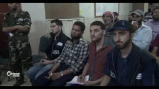 المجلس العسكري في دمشق يمهل الفصائل أسبوعا للرد على مبادرة