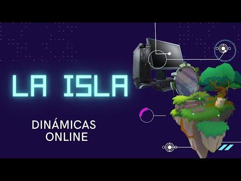 Dinámica online la isla  🌴 #dinamica #presentacion #online