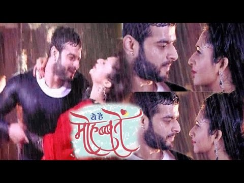 Yeh Hai Mohabbatein   4th October 2016   Raman & Ishita Sizzling ROMANCE In RAIN