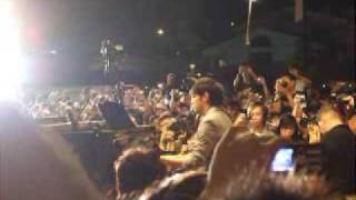 "Jay Chou playing the song ""Secret"" on piano @ The Cathay 2/3"