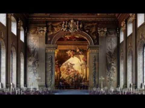 The Art Historical Context of the Painted Hall | Architecture and Conservation in Conversation