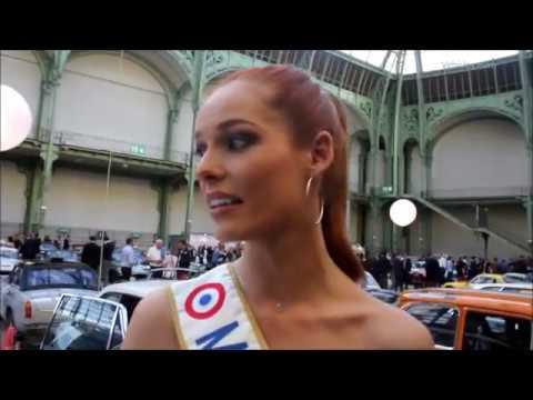 Miss France 2018 au Tour Auto Optic 2000