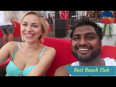 You Must Visit To Beach Club In Odessa || Ukraine ||