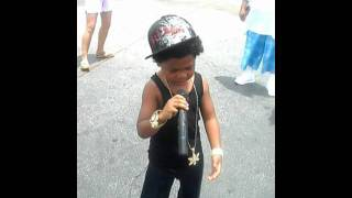 6 year old rapper (Peanut) Doing his Drake freestyle LIL PNUT (FIXED)