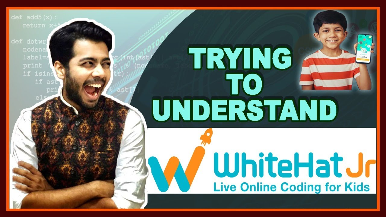 Trying to Understand EP 12 | White hat Jr | Sushant Ghadge
