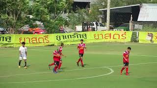 Thailand Youth League Highlight : เกร็กคู สายไหม ยูไนเต็ด 2-6 โปลิศ เทโร เอฟซี