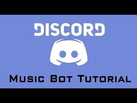 [병아리] 2018년 1월버전 디스코드(Discord) 뮤직봇(MusicBot) 만드는 방법