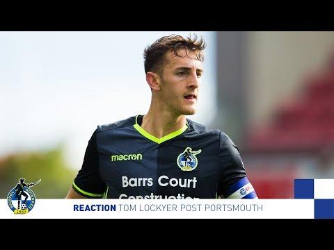 Reaction: Tom Lockyer Post Portsmouth