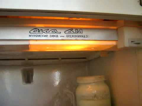 инструкция ока 6м холодильник