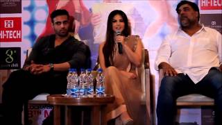 Sunny Leone Talks about Porn and Sex Exclusive Video !