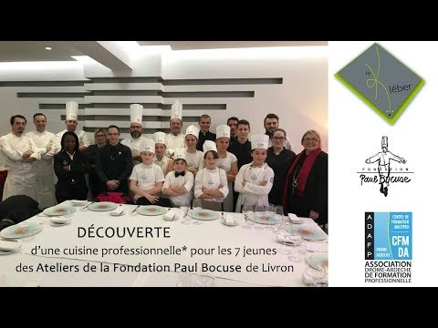 L'Interview Restaurant le Kléber Atelier Fondation Paul Bocuse