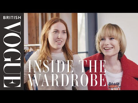 Vogue Editors - Naomi Smart & Julia Hobbs: Inside the Wardrobe | British Vogue