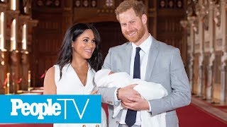 Meghan Markle Shares New Photo Of Archie On First Mother's Day | PeopleTV
