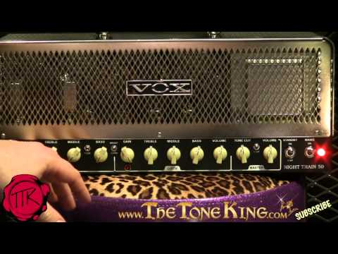 VOX Night Train 50 - Demo & Review TTK Style!!!