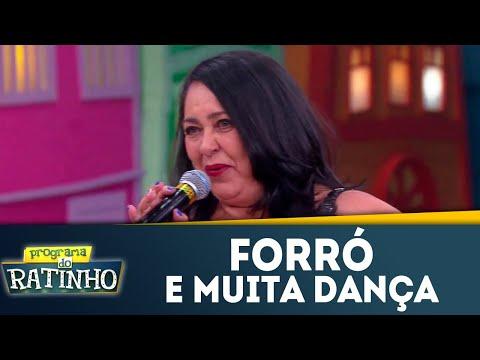 Tânia Agita Dez Ou Mil Com Muito Forró! | Programa Do Ratinho (02/07/2018)