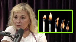 Roseanne Barr: Don't Destroy Yourself for Comedy.