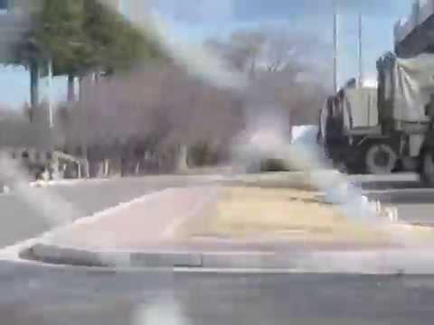 自衛隊73式大型トラック、中型ト...