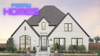 Perry Homes - Dallas - Fort Worth New Construction Model Home Tour