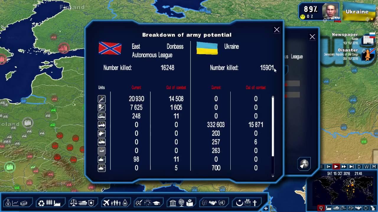 Geopolitical Simulator 4: Rebuilding a Russian Empire pt  23 - Rising  Inflation