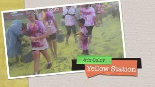 Melbourne Color Run 2014